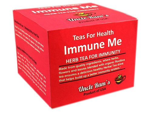 "Uncle Ram's ""Immune Me"" Health Tea"