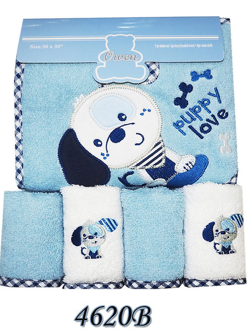 Owen Baby 5-pc Starter Set