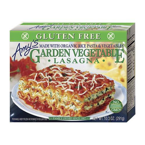 Amy's Kitchen Gluten Free Garden Vege Lasagna