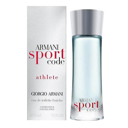 Armani Code Sport Athlete Giorgio Armani