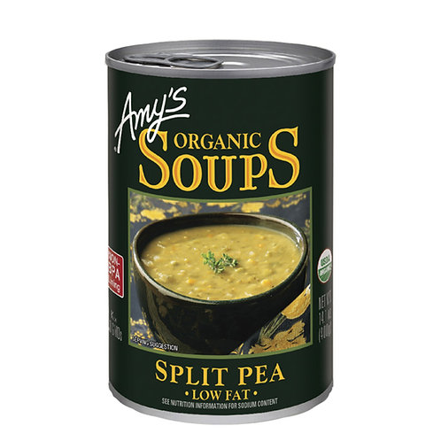 Amy's Kitchen Low Fat Split Pea