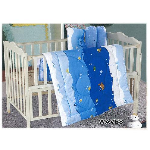 Baby Comfort 4-pc Comforter Set