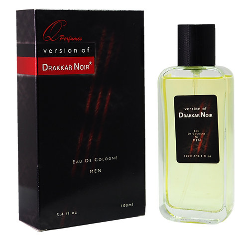 Elegant Collection Perfume for Men - Made in USA (100ml)