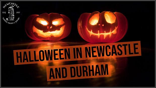 Halloween in Newcastle and Durham www.ne