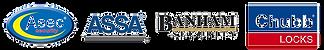 Asec-Assa-Banham-Chubb-Locks-Logo-Gatesh
