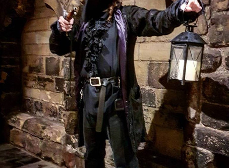 Wicked Newcastle, A Family Ghost Walk NEW for 2019