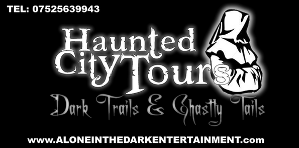 Haunted City Tours