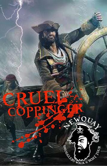 Cruel Coppinger, Cornish Smuggler, Newqu