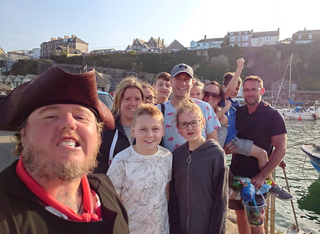 Wildlife and Coastal Boat Trip Adventure in Newquay