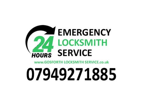 UPVC Window & Door Repairs @Gosforth Locksmith Service