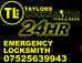 Taylors Locksmiths, Gateshead - Your Local & Reliable Locksmith 👍