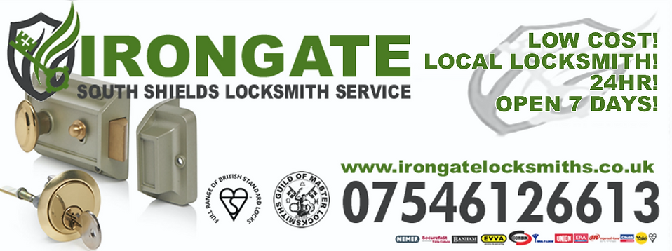 South Sheilds Locksmith, Irongate Locksm