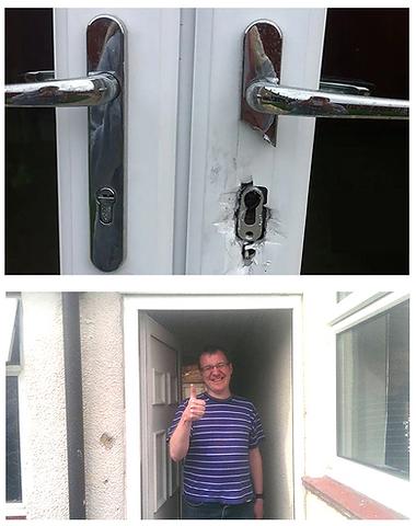 Gateshead Locksmith Service, happy custo