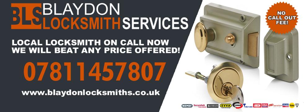 Blaydon Locksmith Service, Cawcrook Locksmith Service