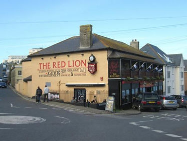 red lion pub Newquay, smugglers walks.jp