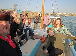 boat trips in Newquay, Newquay Smugglers