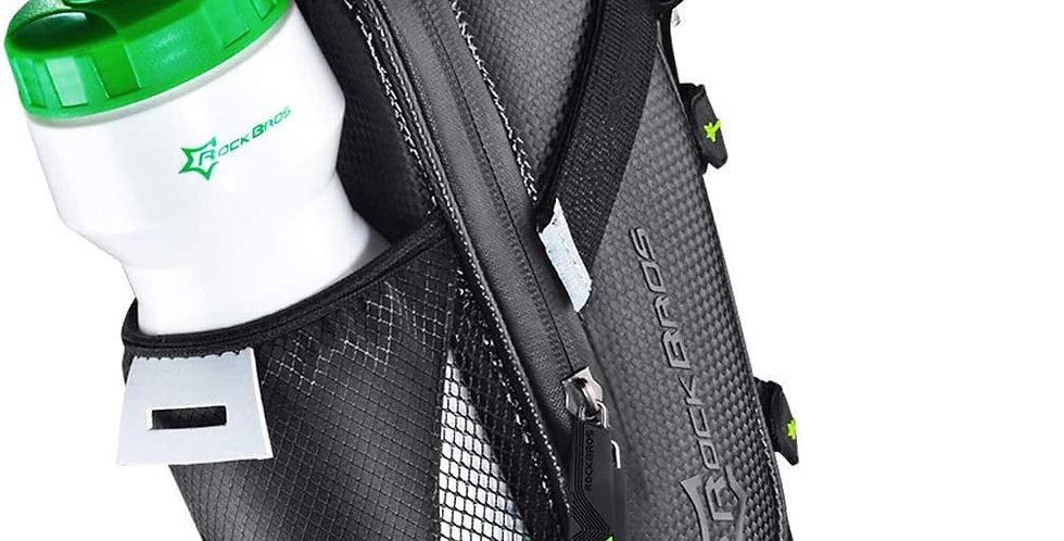 Rockbros Bolsa Impermeable Para Sillín porta anforaDe Bicicleta Negro