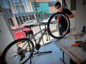 Cada cuanto le debo dar mantenimiento a mi bicicleta eléctrica