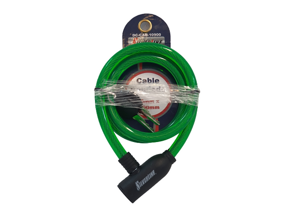 Candado cable sencillo