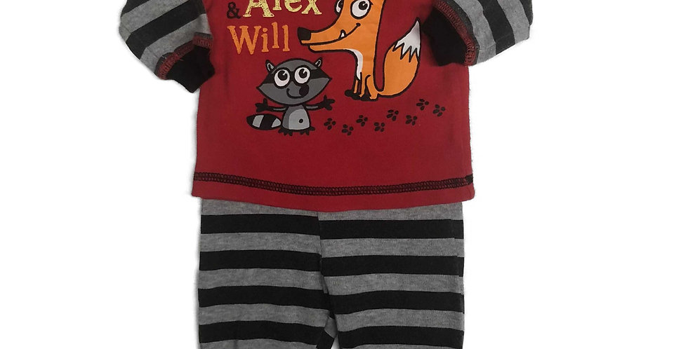 Ensemble / Pyjama 1 mois