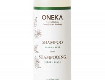 Shampoing Cèdre et sauge