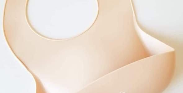 Bavette en silicone Cream