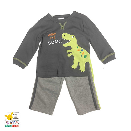 Pyjama 2 pcs