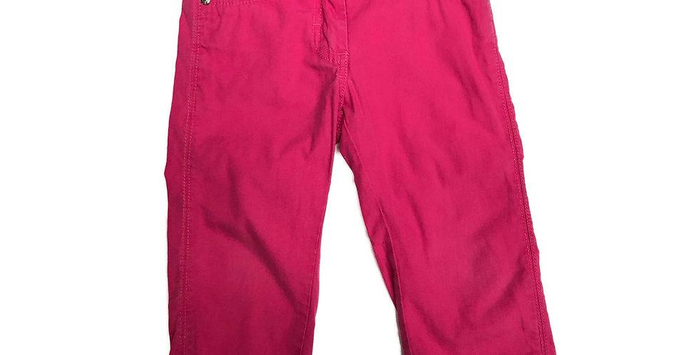 Pantalon court capri 4 ans