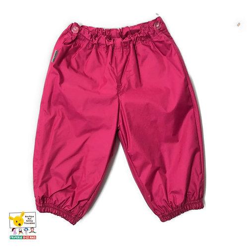 Pantalon d'extérieur 12 mois