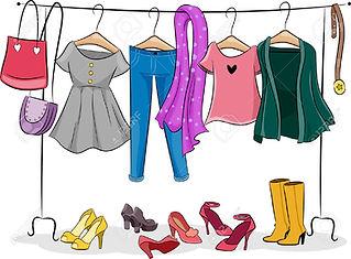 ceuillette-de-vêtements