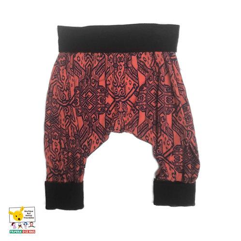 Pantalon 6-18 mois (env.)