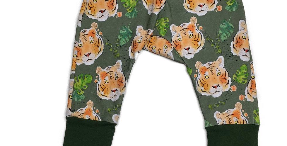 Pantalon évolutif (Tigres/Vert)