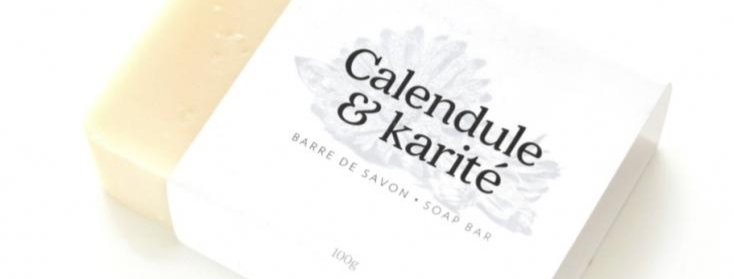 CALENDULE & KARITÉ (RÉF: BÉBÉ JOE) MAISON JACYNTHE 100 G