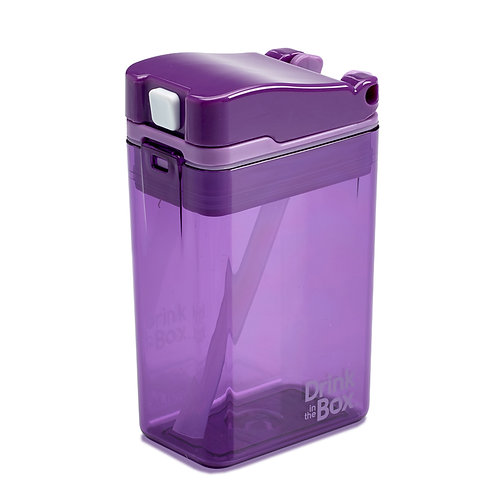 Drink in the Box violet 8 oz
