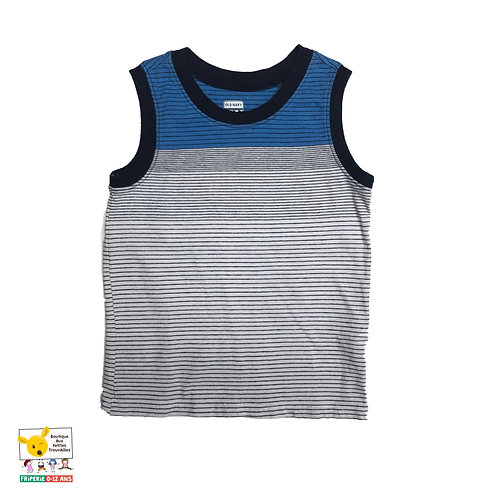 Camisole 4 ans