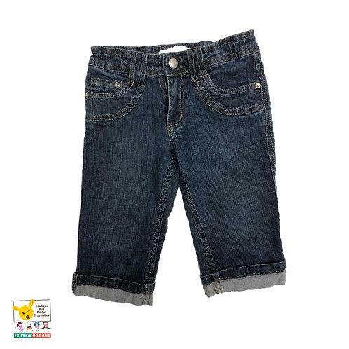 Pantalon court capri 5 ans