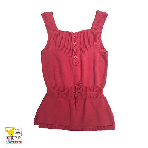 Camisole 2 ans
