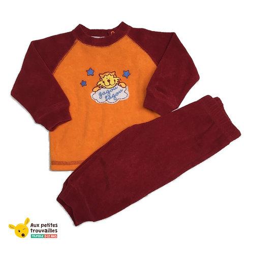 Pyjama 9-12 mois