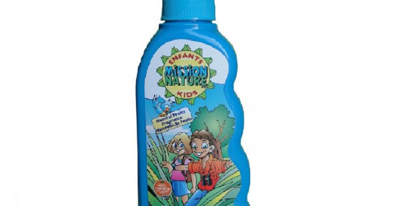 Shampooing Mission Nature 270 ml