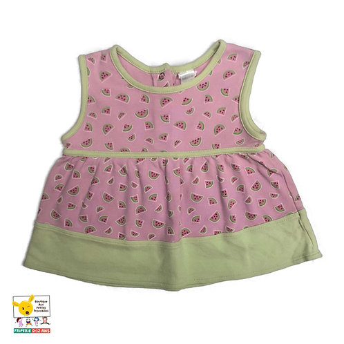 Camisole 9-12 mois