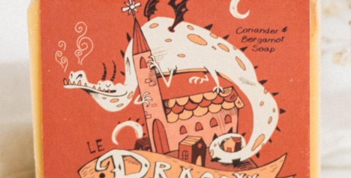 LE DRAGON - SAVON CORIANDRE ET BERGAMOTE