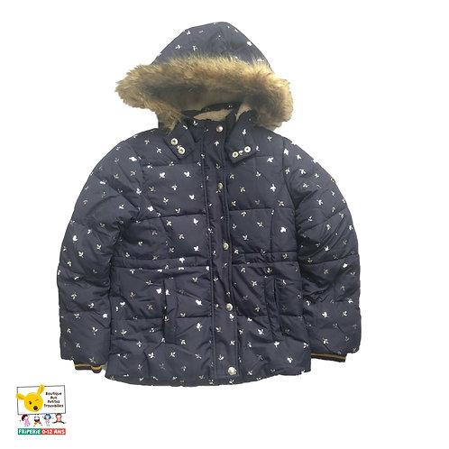 Manteau hiver avec capuche