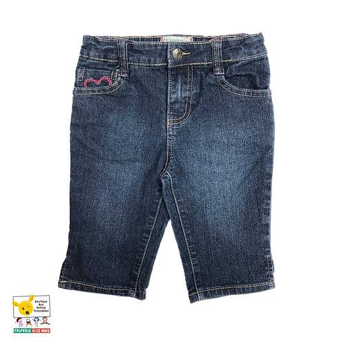 Pantalon court 3X /4