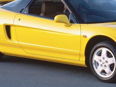 NSX純正ホイールカラーと価格