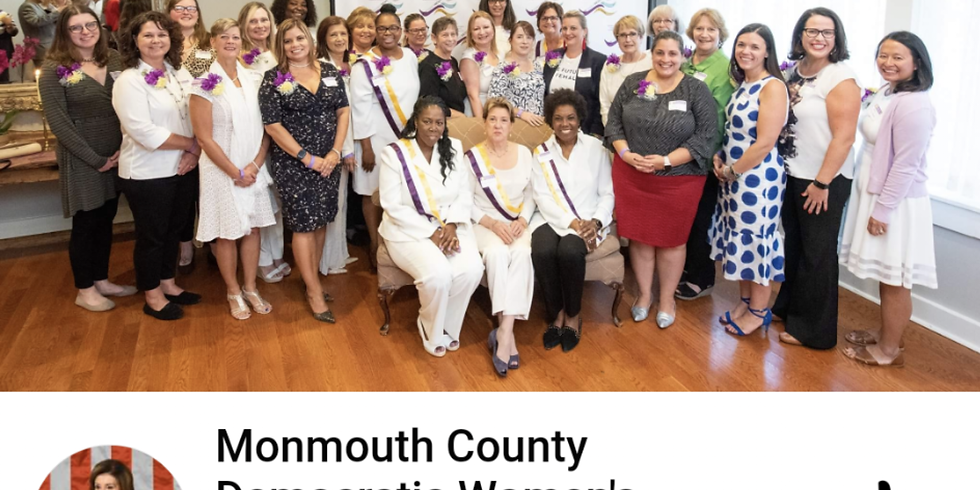 Monmouth County Democratic Women's Caucus: Candidate Event