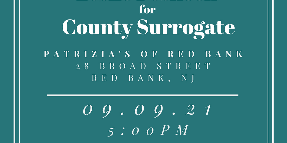 Cocktail Reception for Posnock for Surrogate at Patrizia's of Red Bank
