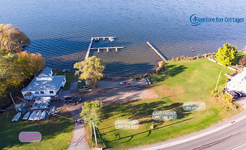 Drone Trailer sites or lakehouse with no