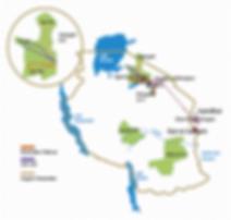 TARUK-Reise-Great-Migration-Karte-Tansan
