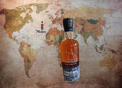Rum Madeira gesegelt