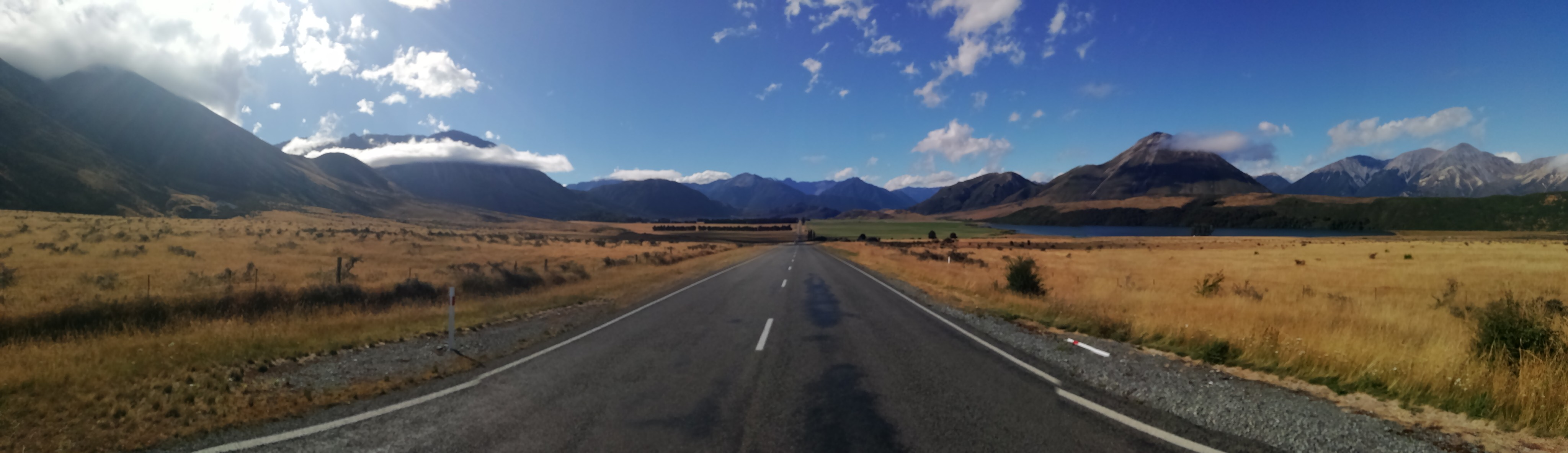 Rosd Trip zum Arthurs Pass